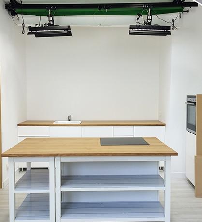 studio modulable