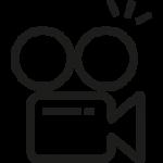 logo tournages vidéos