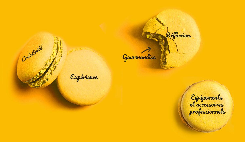 macaron et valeurs