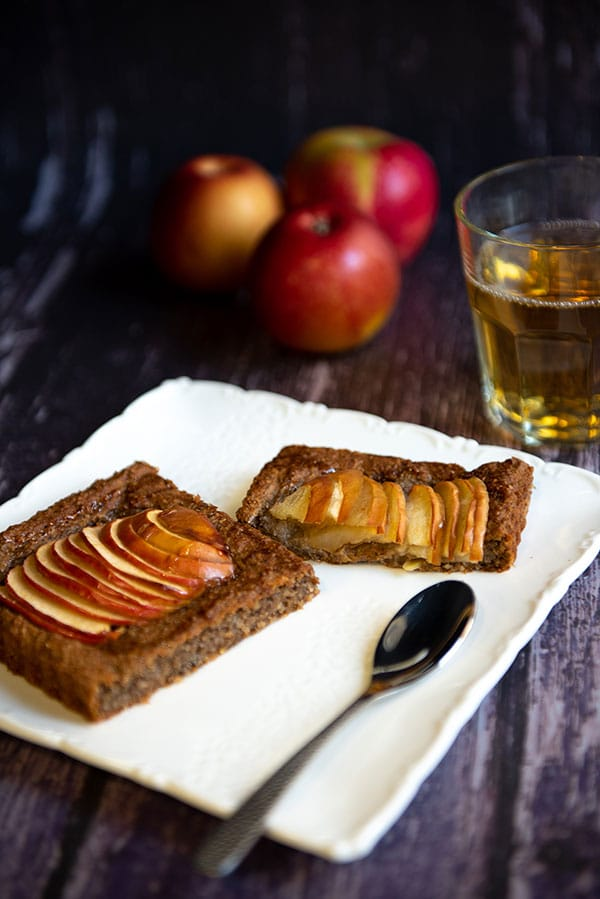 tartes aux pommes par les foodiens